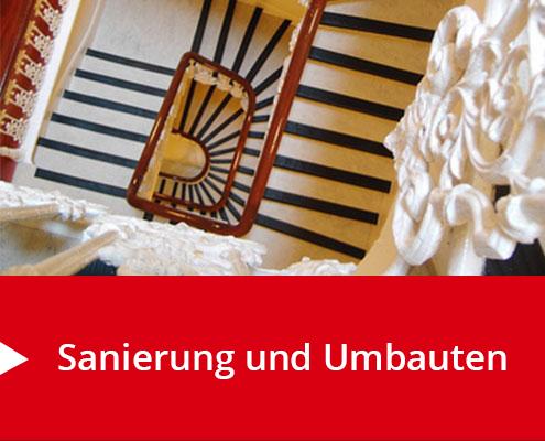 Sanierung und Umbauten Stuck Stöcker GmbH Nürnberg