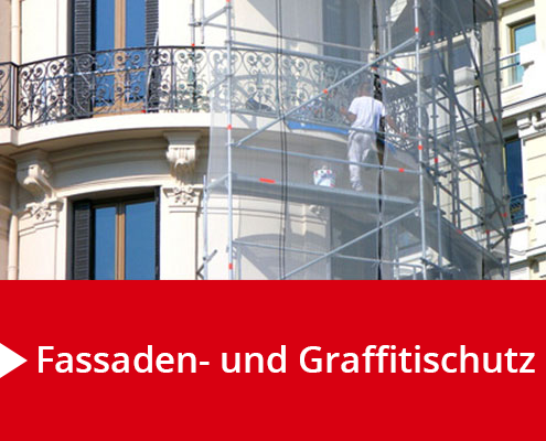 Fassaden- und Graffitischutz Stuck Stöcker GmbH Nürnberg